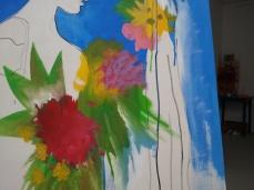 "Detail aus ""Gänseliesel II"""