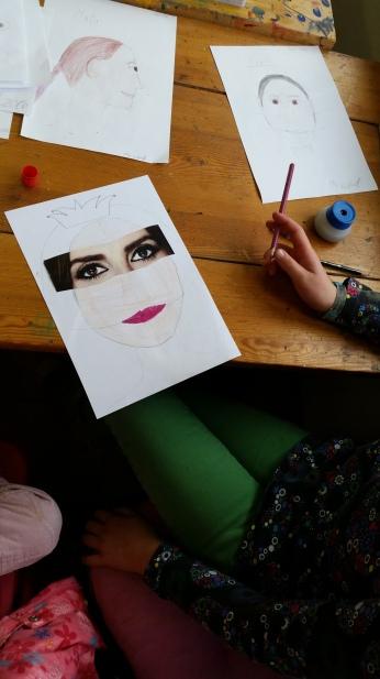 Kunstkurs Frühling 2016 2